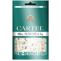 FILTRE TIGARI CARTEL 7/22 SEMI-REGULAR LONG
