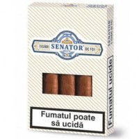 Tigari de foi - Senator WHITE 47,5g