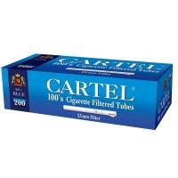 TUBURI TIGARI CARTEL BLUE 100 MM