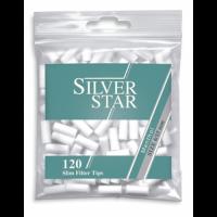 FILTRE TIGARI SILVER STAR MENTHOL SLIM 6/15 MM